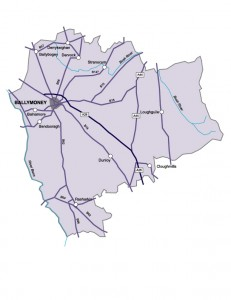 Ballymoney Map